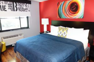 Hotel Seattle Room Hotel Five Seattle Review