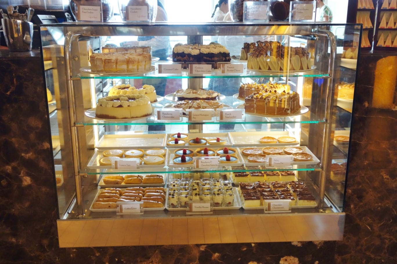 Top Five Coffee Shops on a Cruise Ship