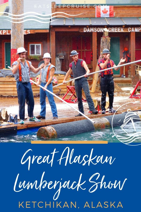 Great Alaskan Lumberjack Show Review