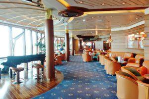Inside Schooner 1 Enchantment of the Seas Review