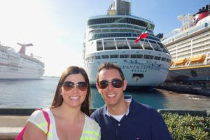 Front Ship Enchantment of the Seas Review