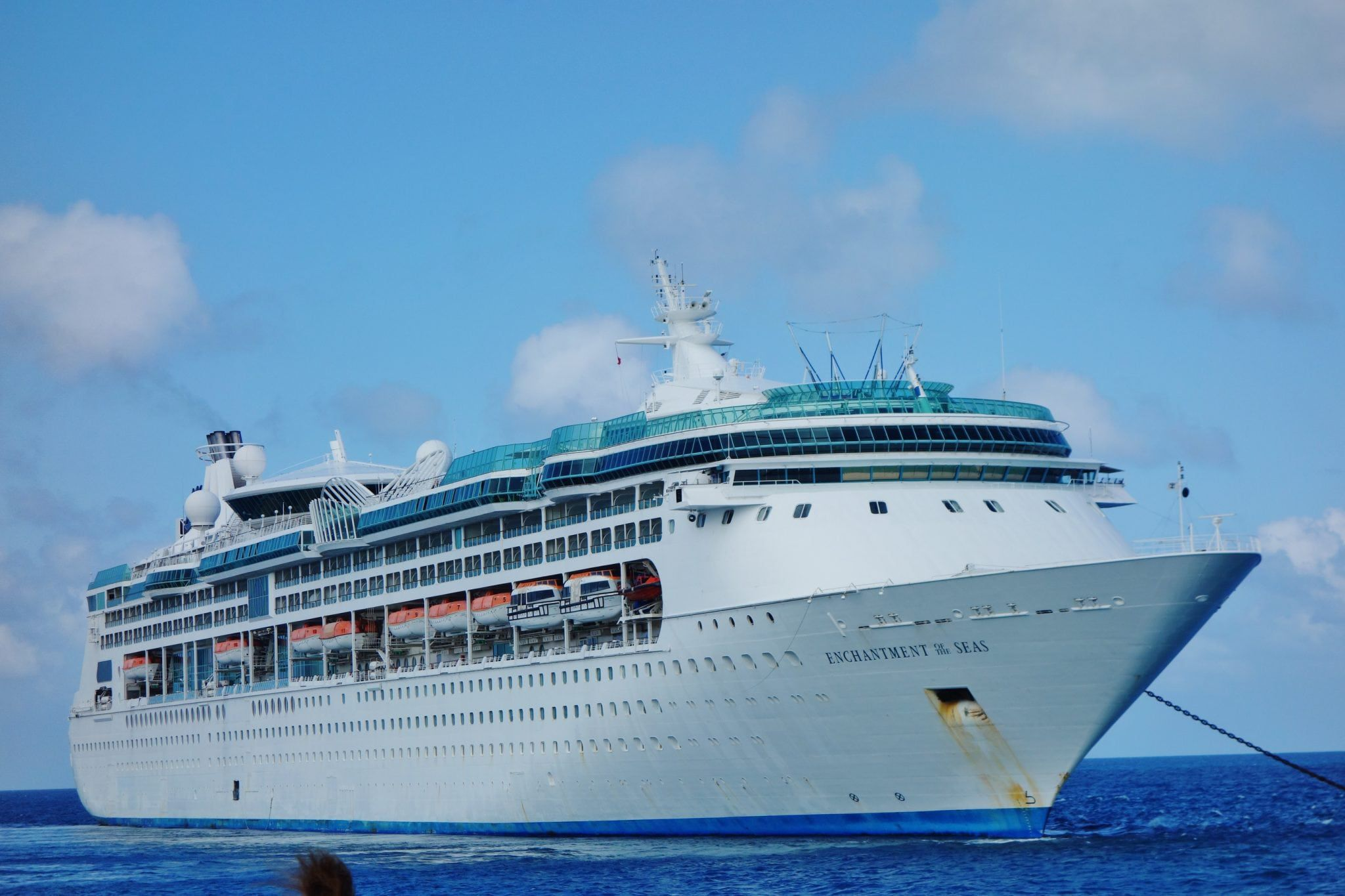 Enchantment of the Seas Review