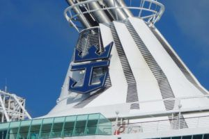 Enchantment of the Seas Review Stack