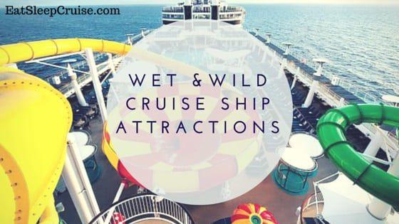 Cruise Ship Water Park