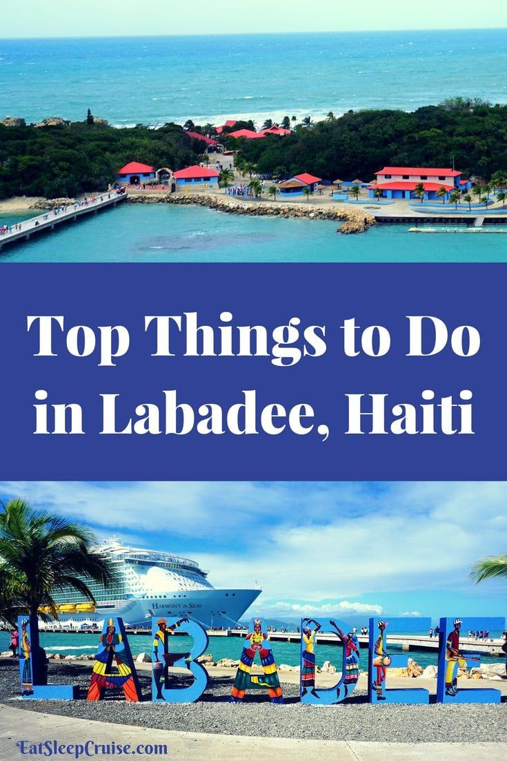 Top Things to Do in Labadee, Haiti