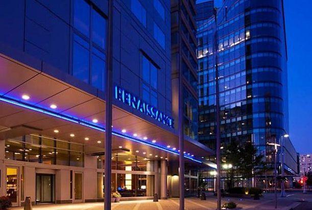 hotels near the boston cruise port
