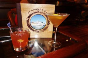 Schooner Bar on Adventure of the Seas
