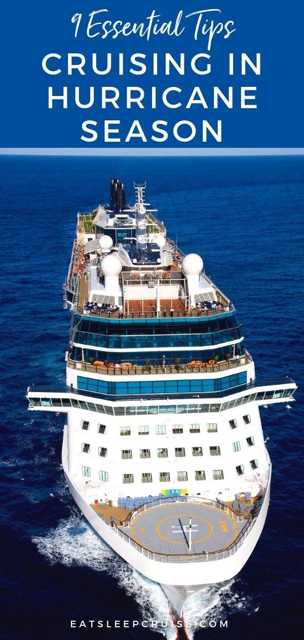 9 Essential Cruise Hurricane Tips