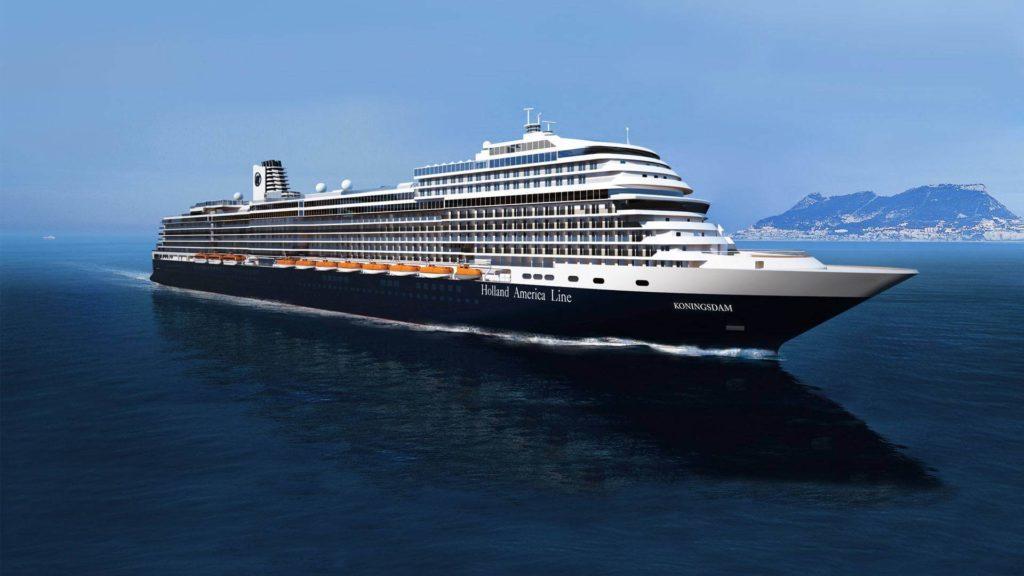 Holland America Line West Coast Cruises