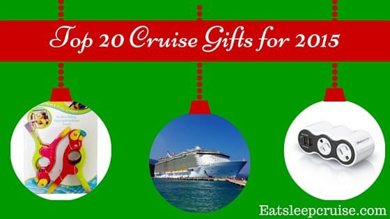 Top Cruise Gifts for 2015
