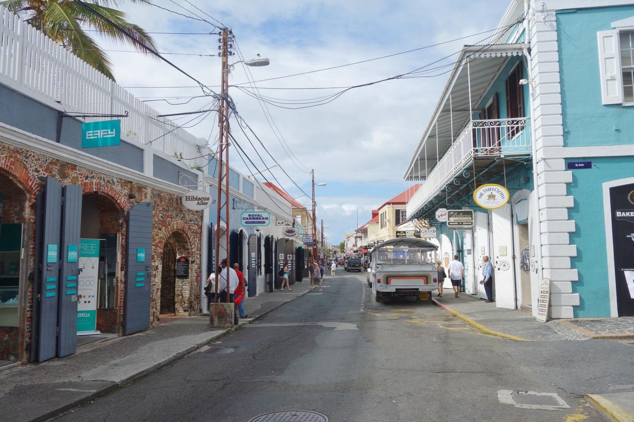 St Thomas Island Tour
