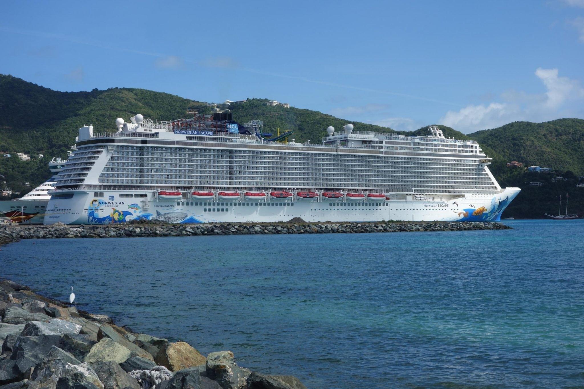 Cruise Updates from Hurricane Maria