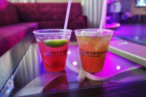 Norwegian Escape Bars