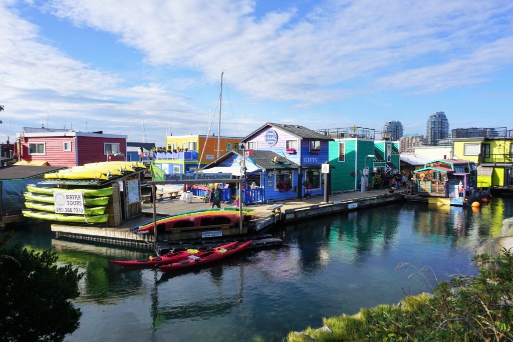 Top Things to Do in Victoria, British Columbia on an Alaskan Cruise - In recent cruise news, Alaska Senator, Lisa Murkowski, announces a bill for the permanent exemption to the Passenger Vessel Services Act.