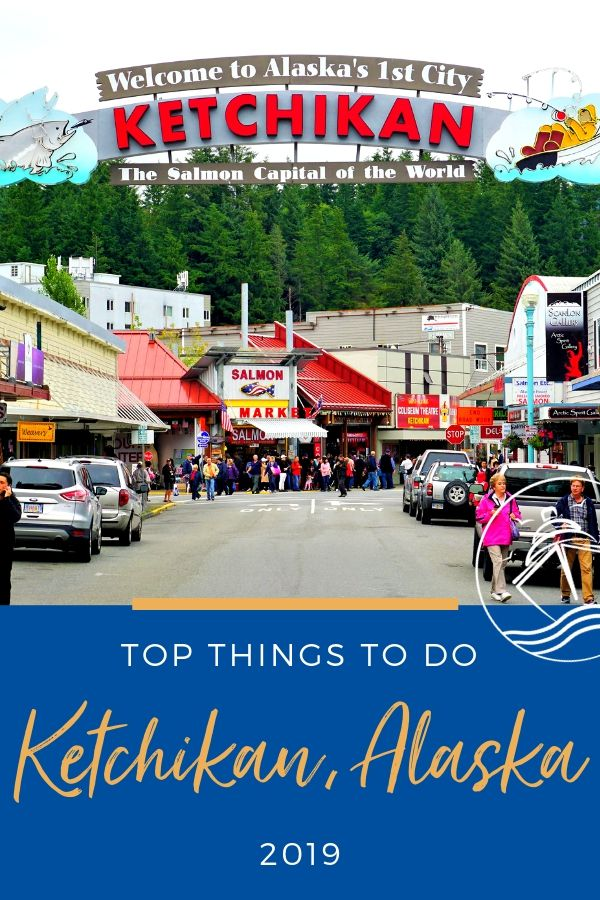 Top Things to Do in Ketchikan, Alaska