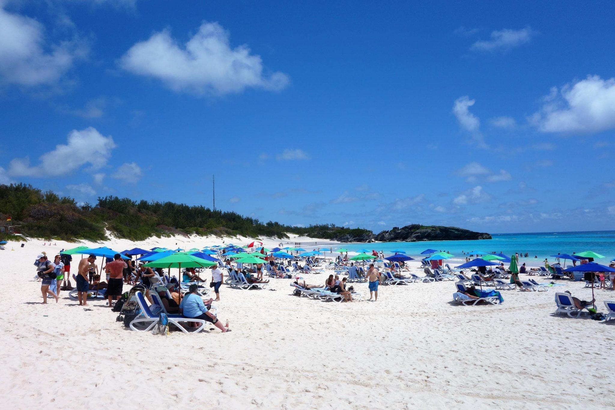 Horseshoe Bay Beach Bermuda