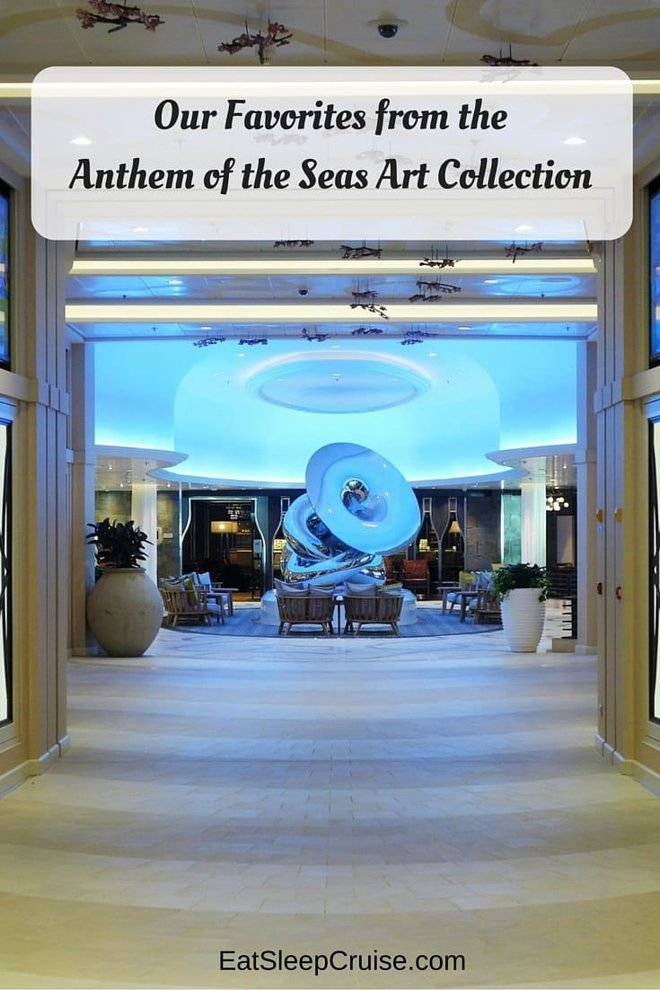 Anthem of the Seas Art Collection