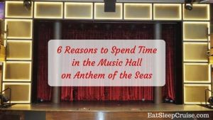 Music Hall on Anthem of the Seas