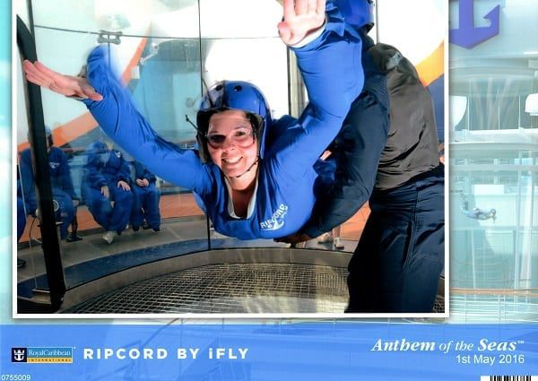 Ripcord by iFLY Anthem of the Seas