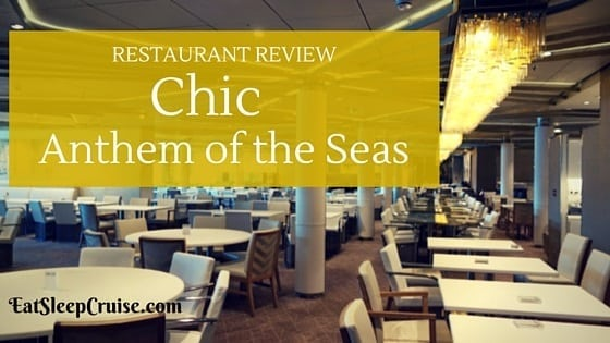 Review: Chic Anthem of the Seas
