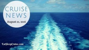 Cruise News August 21