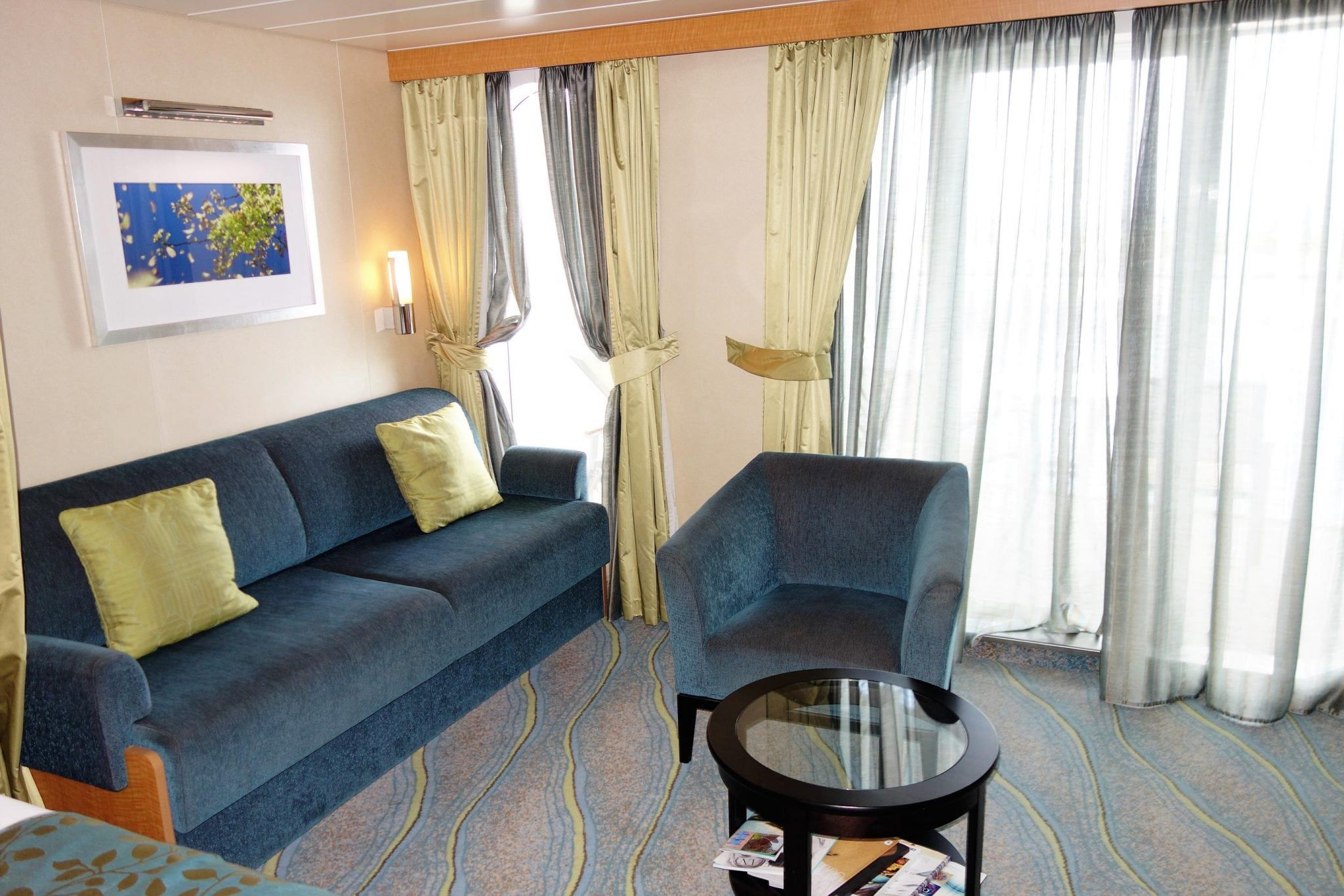 Oasis of the Seas Junior Suite Review