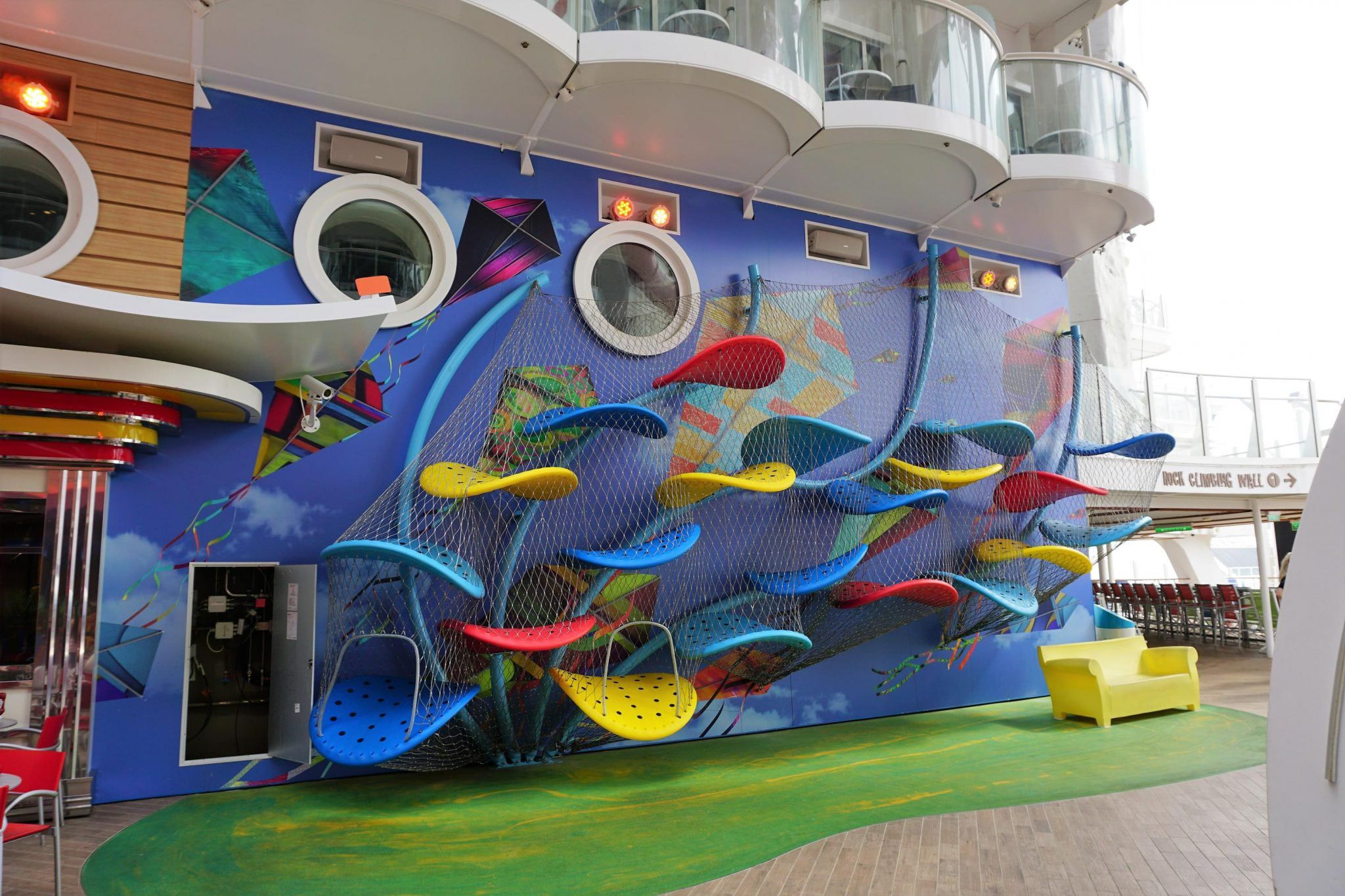 Top Activities for Adventure Seekers on Harmony of the Seas