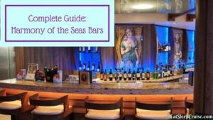 Harmony of the Seas Bars