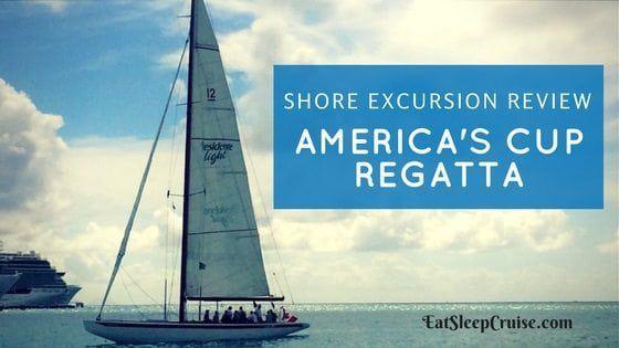 America's Cup Regatta St. Maarten Review