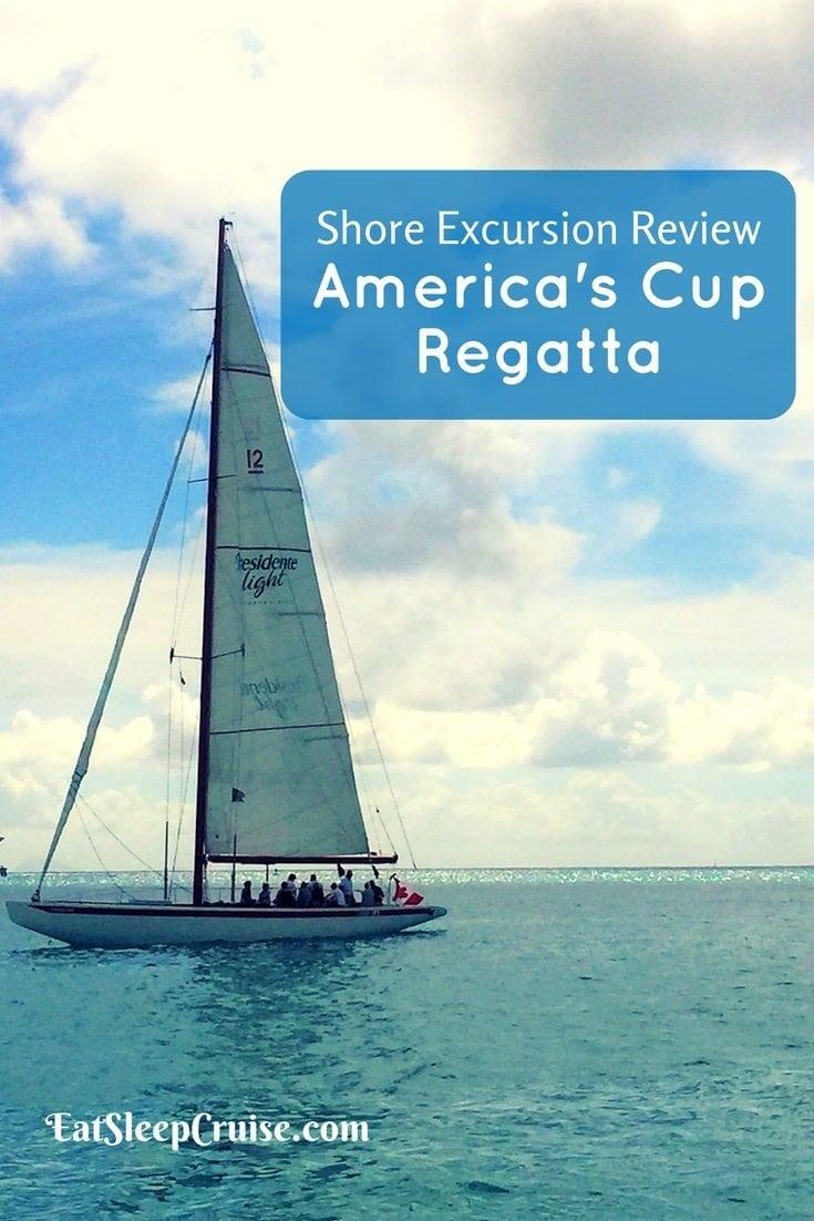 Americas Cup Regatta St. Maarten Review