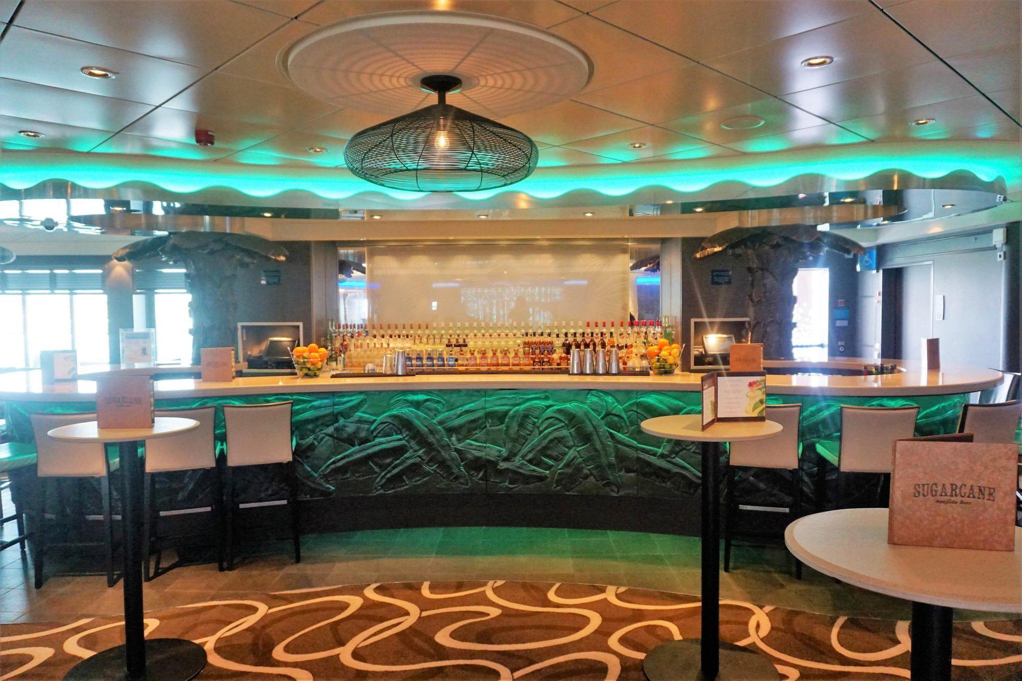 Norwegian Getaway Bars