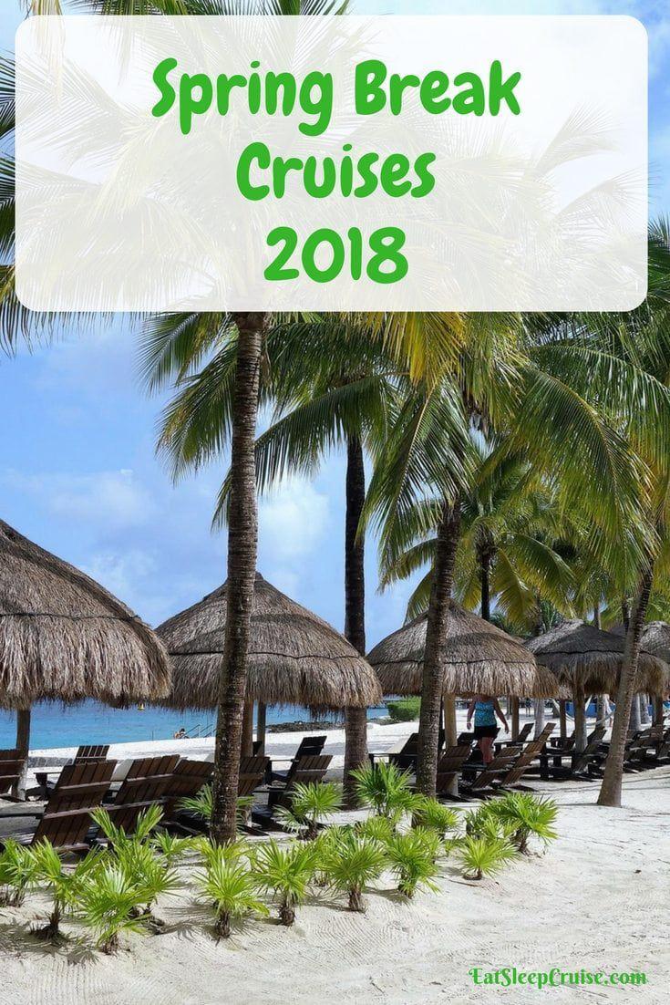 Spring Break Cruises 2018