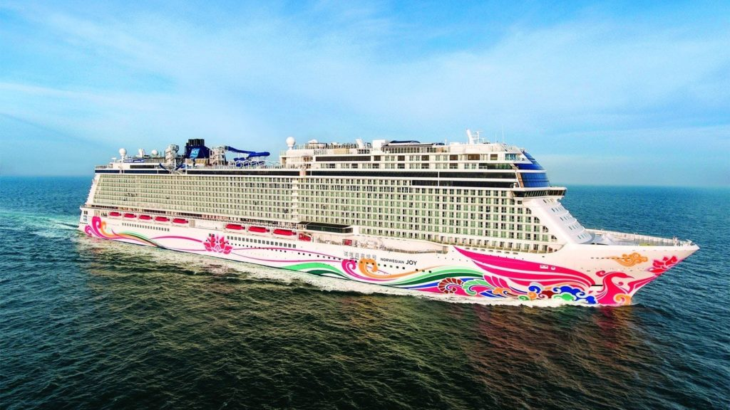 Cruise News April 30, 2017 - Norwegian Cruise Line Redeployments