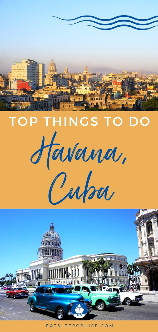 Top Things to Do Havana, Cuba