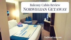 Norwegian Getaway Balcony Cabin Review