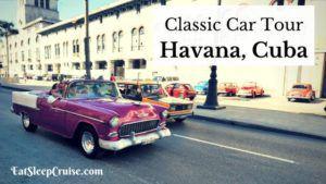 Classic Car Tour Havana Review