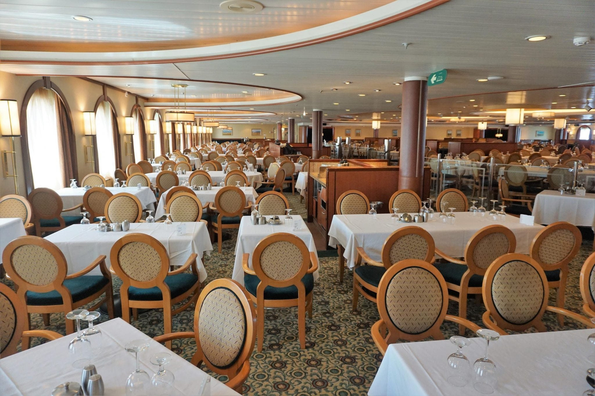 Main Dining Room Majesty of the Seas