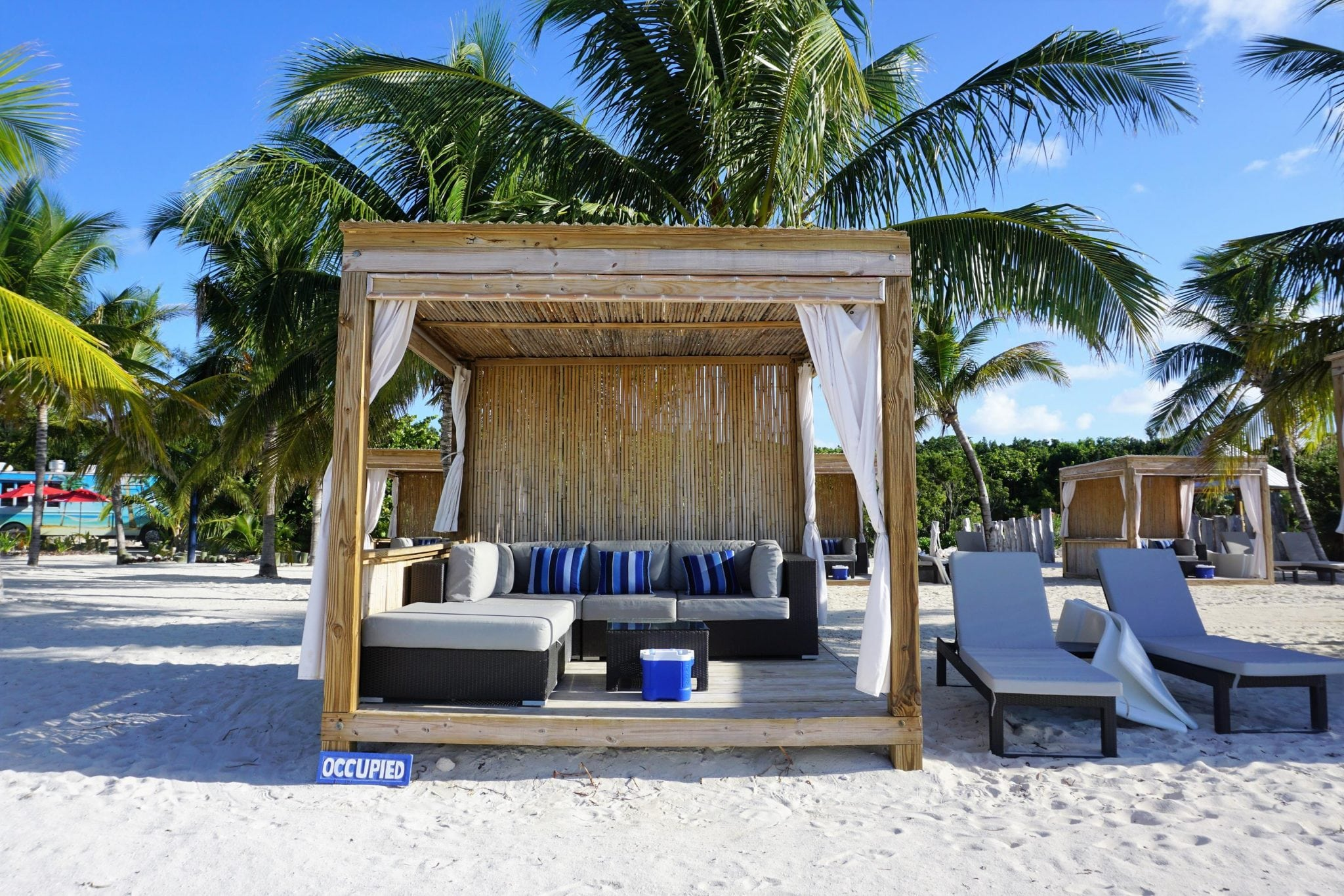 New Bungalows on CocoCay