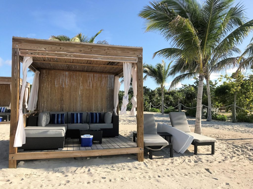 Beach Bungalow on CocoCay