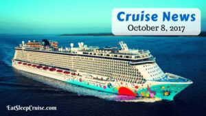 Cruise News October 8, 2017