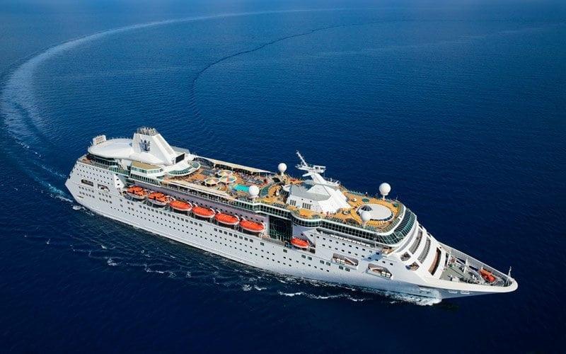 Royal Caribbean Empress of the Seas Cruise News October 1, 2017