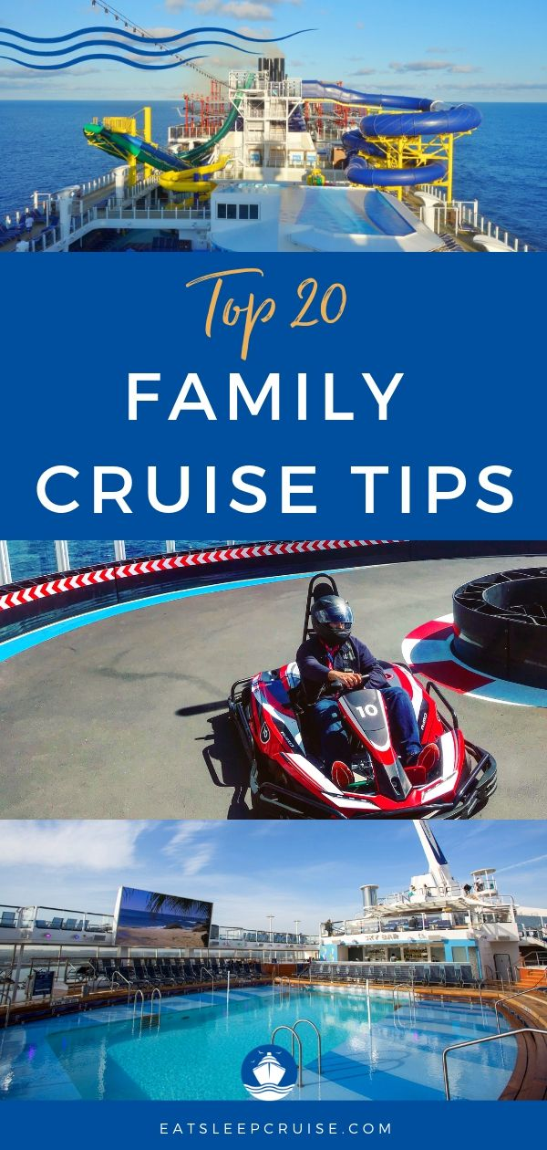 top family cruise tips