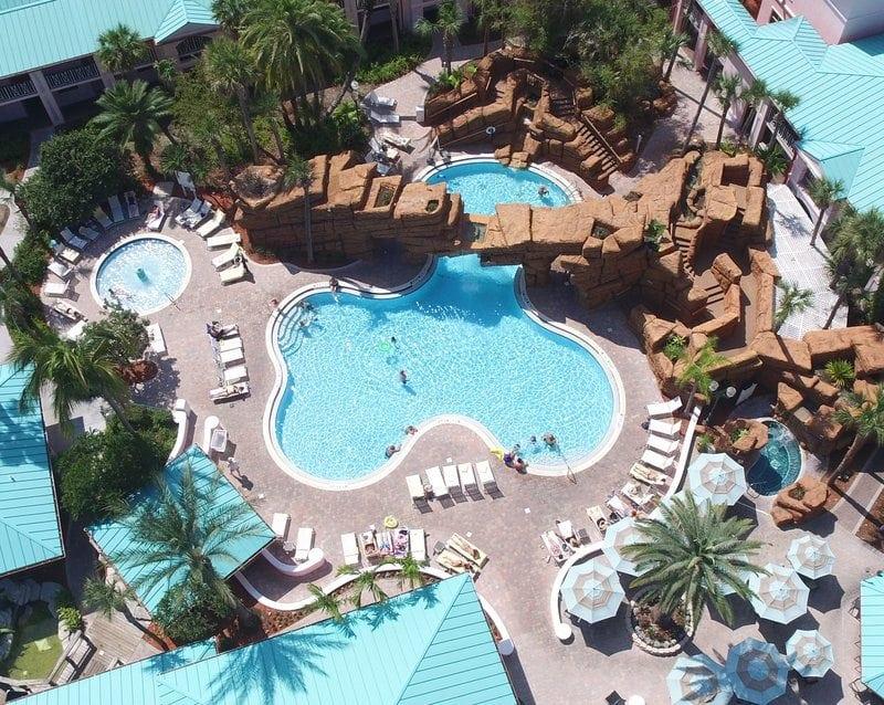 Radison Resort at Port Pool