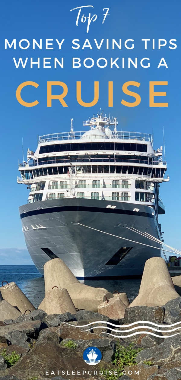 save money on a cruise