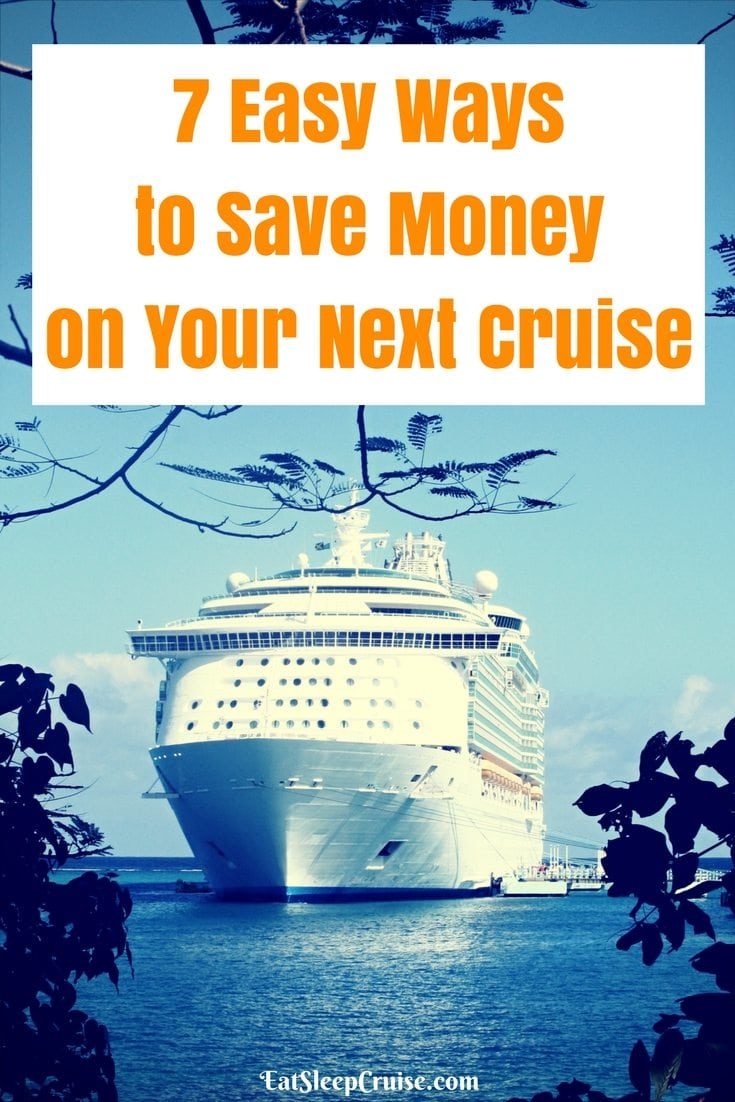 Easy Ways to Save $100 or More on Your Next Cruise