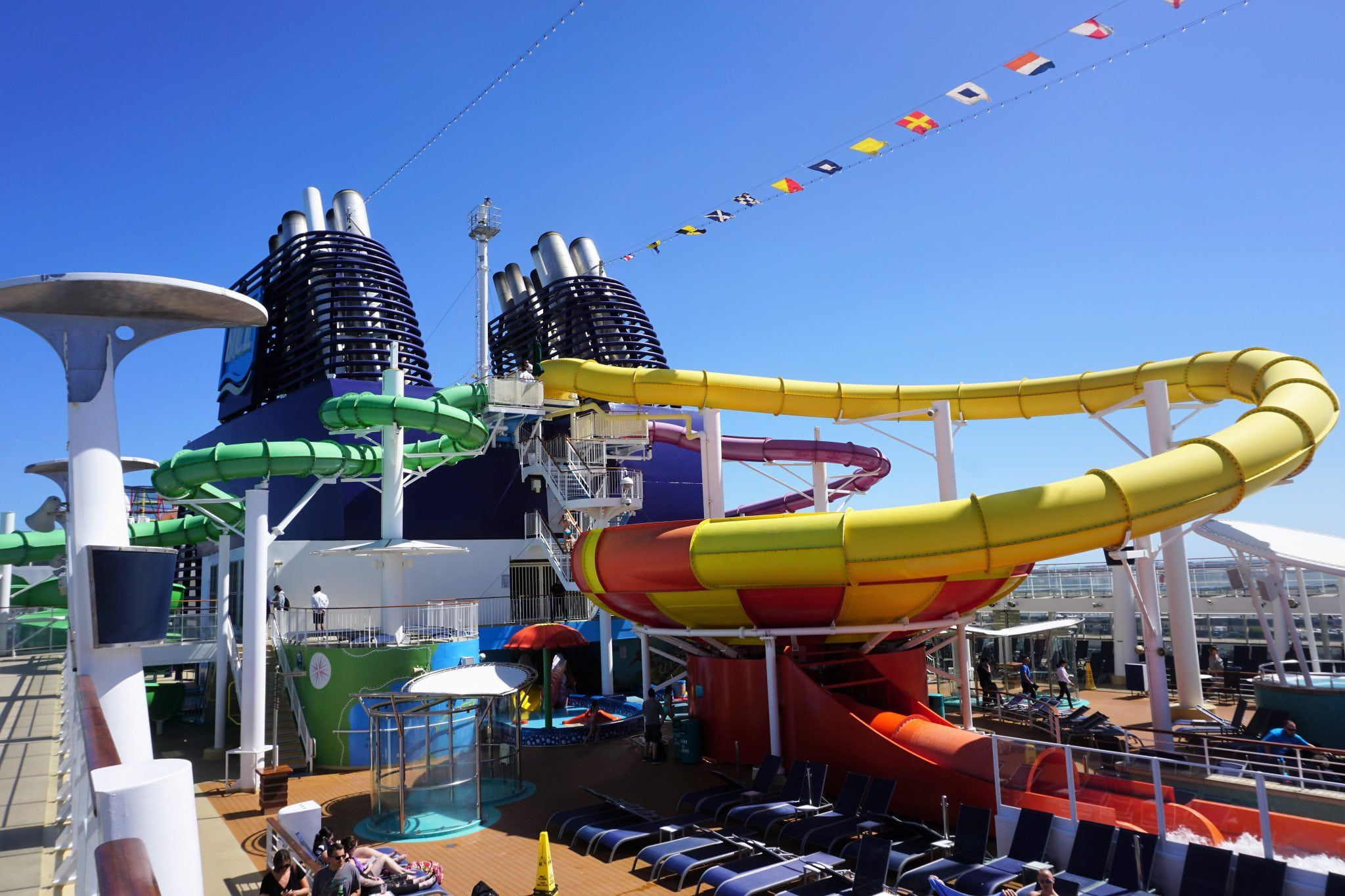 Top Things to Do on Norwegian Epic
