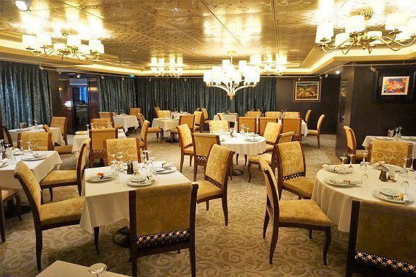 Norwegian Epic Restaurant Menus at The Epic Lounge