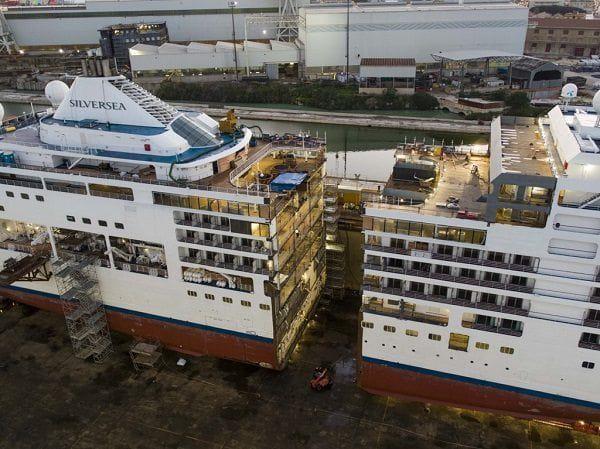 Cruise News Silversea Spirit
