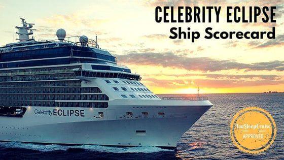 Ce;ebrity Eclipse Ship Scorecard