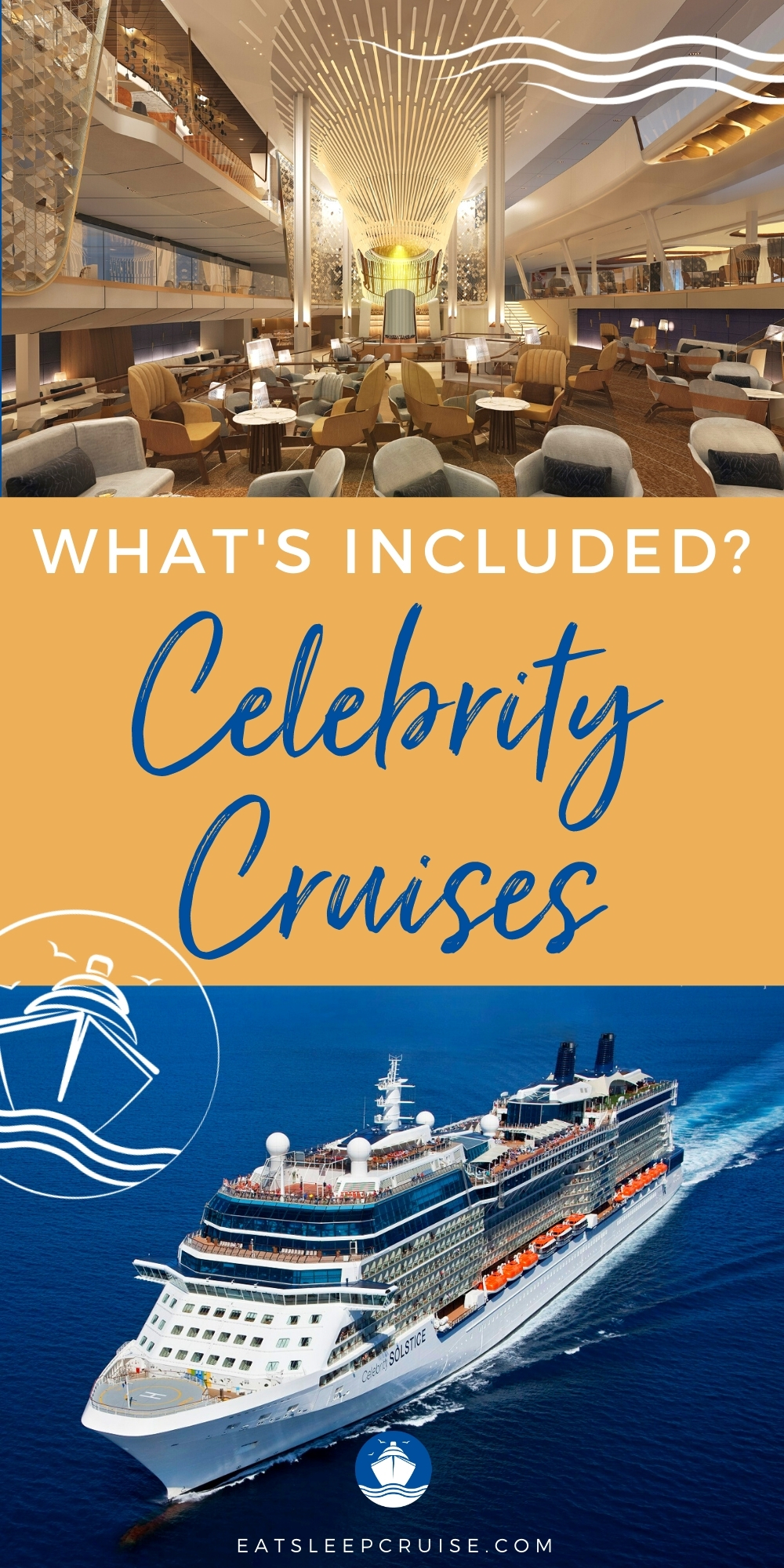 What's Included Celebrity Cruises